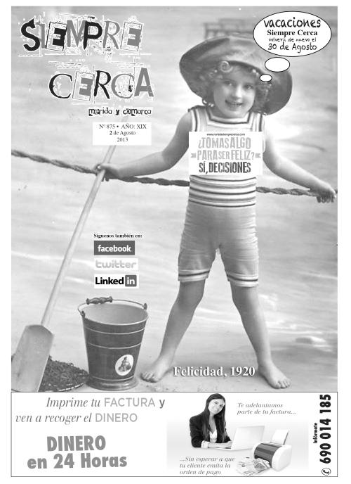 Revista Sempre Cerca nº 875