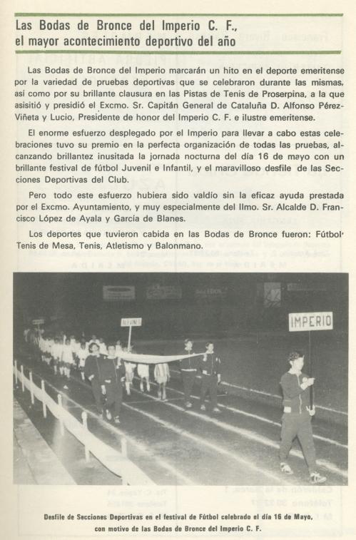 Mérida Foto 1970