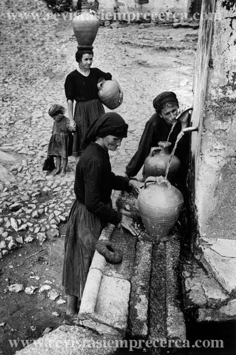 1951. Foto. Antiguas. Extremadura