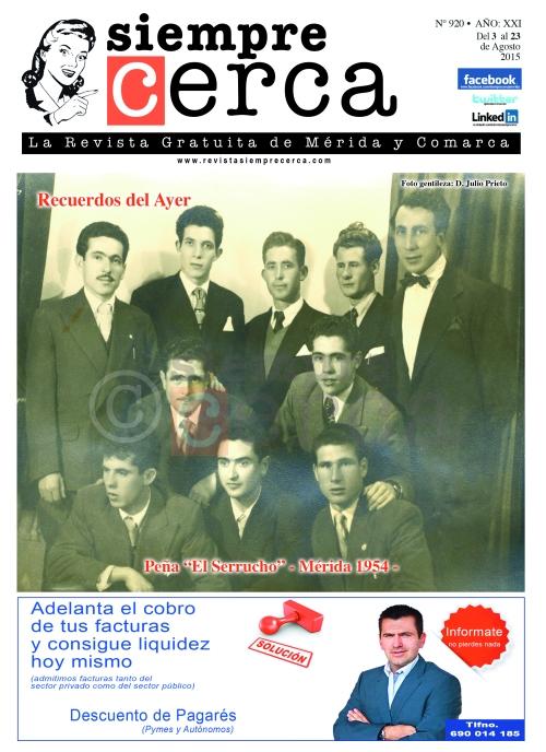 1954. Mérida. Fotos Antiguas.
