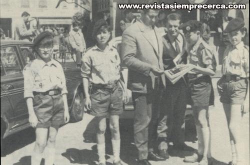 Revista Siempre Cerca Merida 1970