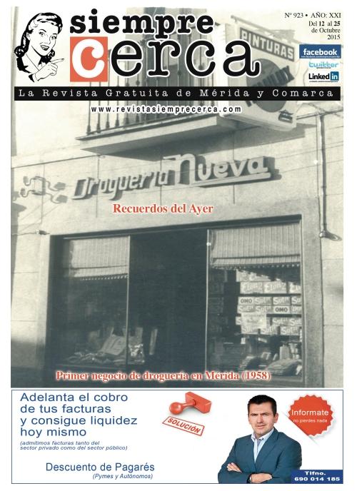 Revista Siempre Cerca nº 923