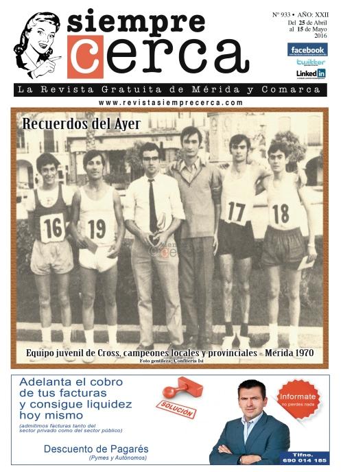 Cross. Mérida. 1970