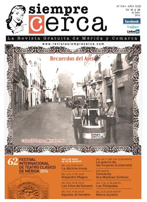 1960, Mérida. Calle el Puente.